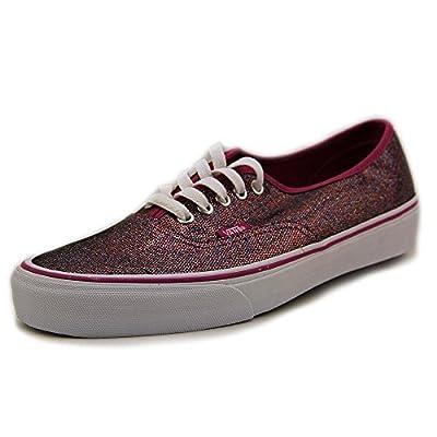 Vans Unisex Authentic Ankle Stripe Long Original Classic Dark Blue Shoes, VN-0EE332D