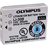 Olympus LI-30B Rechargeable Battery for Stylus