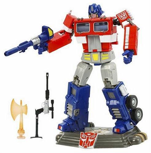 Transformers Optimus Prime 20th Anniversary Figure (20th Anniversary Figure)