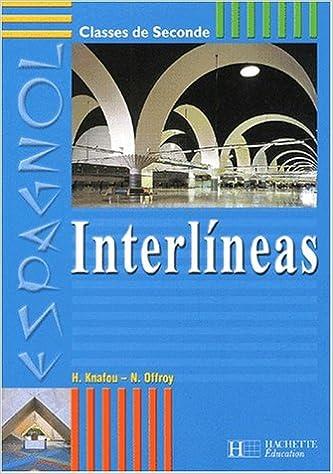 Lire Espagnol, 2nde pdf, epub ebook