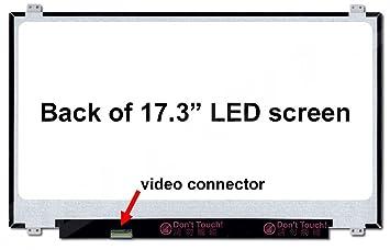 DELL ALIENWARE 17 R3 nuevo repuesto pantalla LCD para portátil LED Full HD Mate: Amazon.es: Informática