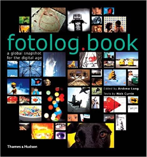 Book fotolog.book: A Global Snapshot for the Digital Age