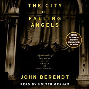 The City of Falling Angels Audiobook