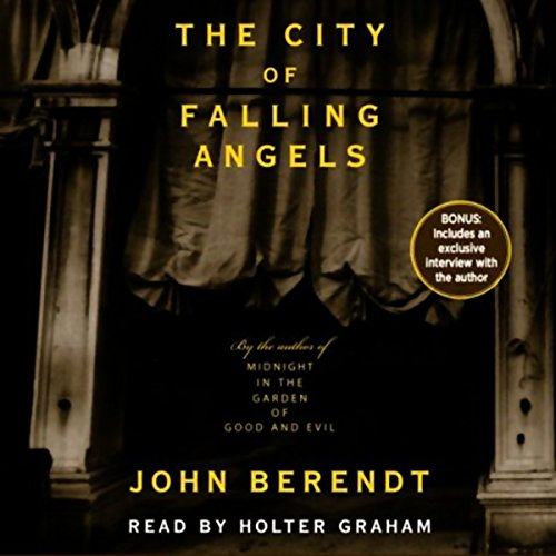 The City of Falling Angels by Random House Audio