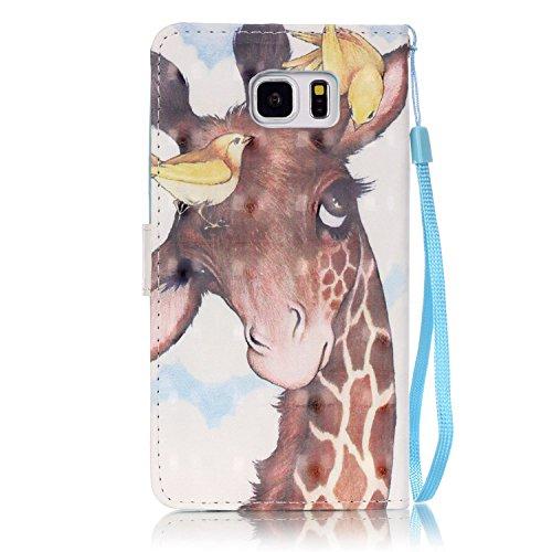 PU Carcasa de silicona teléfono móvil Painted PC Case Cover Carcasa Funda De Piel Caso de Shell cubierta para Samsung Galaxy Note 5N920+ Polvo Conector blanco 1 11