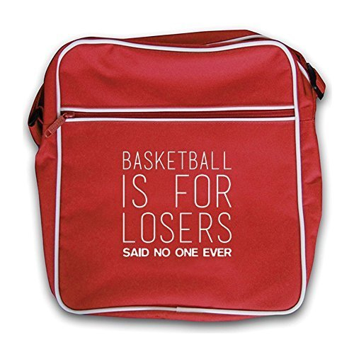 Retro Nobody Flight Red Losers Ever Is Said Dressdown Basketball For Bag T6HZZP