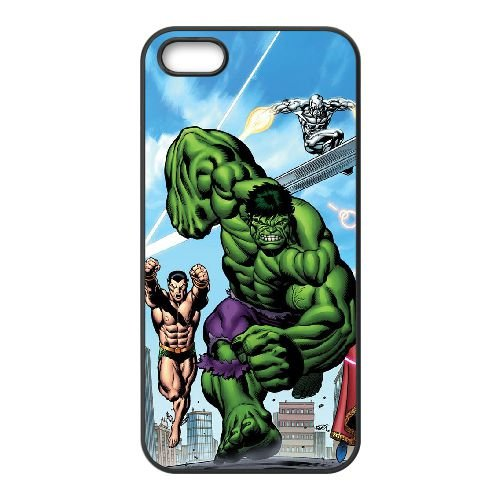 U5L86 Hulk E6Y4RN coque iPhone 4 4s cellule de cas de téléphone couvercle coque noire XD6JIR7AE