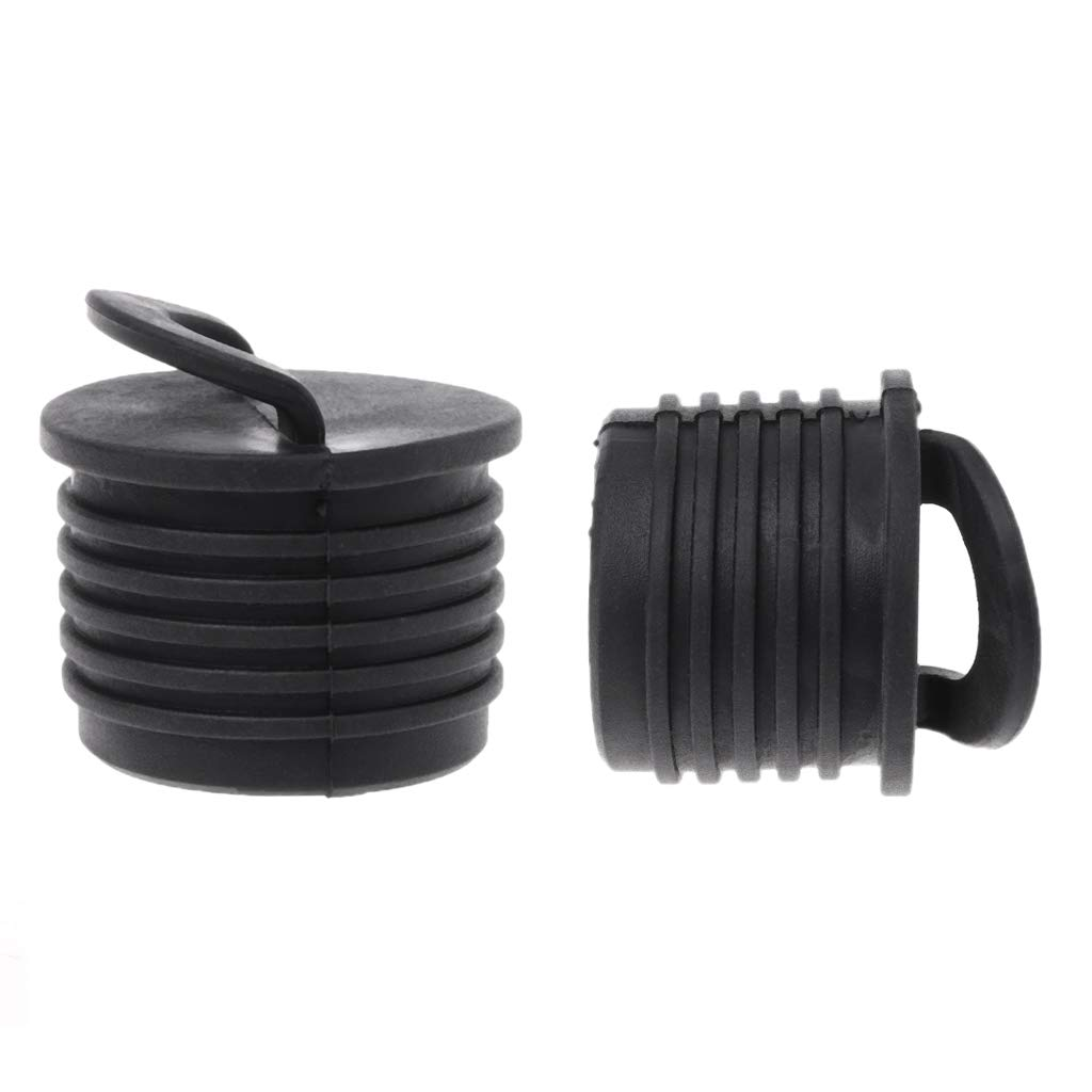 Rawuin Kayak Scupper Stopper Bung Drain Hole Plugs Drain Hole Replacement Accessories For Marine Boat