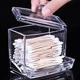Women Makeup Cosmestic Cotton Swab Stick Container Box Toothpicks Organizer Holder Hot Sale
