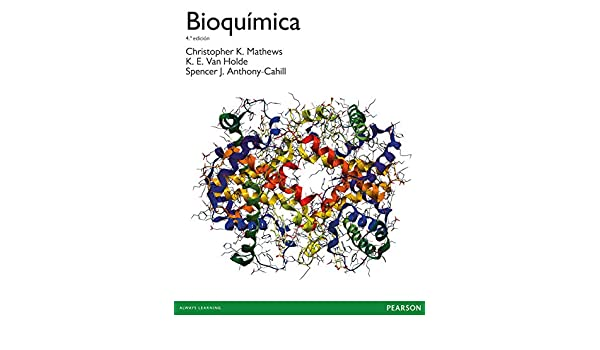 Bioquímica: Christopher K Mathews: 9788490353110: Amazon.com: Books