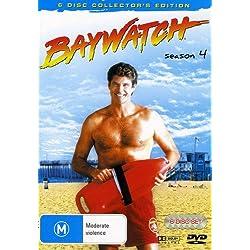 Baywatch: Season 4 (Six DVD Boxed Set)