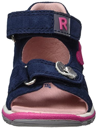 Eu Bébé powder Jumbo fuchs Fille 20 Richter silver pan Chaussures Rock atlanti Marche Bleu qtwT4Tz