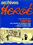 ARCHIVES HERG� T03: CIG.PHARAON, L.BL...