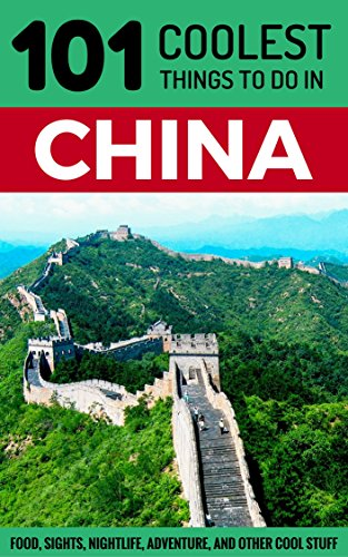 China Coolest Shanghai Beijing Backpacking ebook