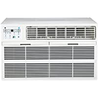 PerfectAire 4PATW12002 12,000/11,700 BTU Thru-the-Wall Air Conditioner with Remote Control, EER 10.5, 450-550 Sq. Ft. Coverage