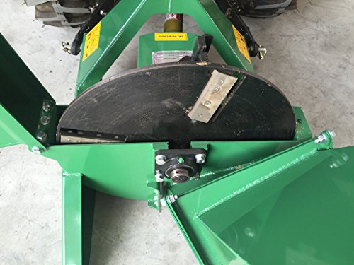 Best Wood Chipper Tractor Attachment PTO Cutter Leaf ...