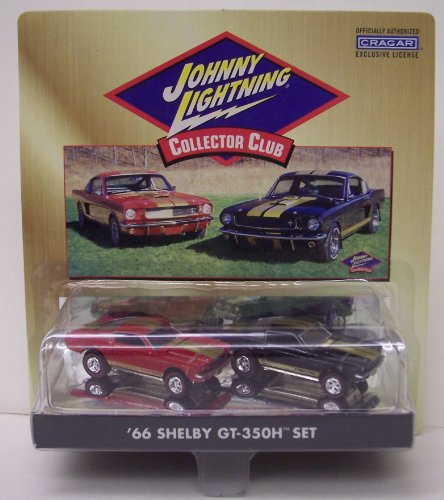 Johnny Lightning Collector Club '66 Shelby GT-350H (Johnny Lightning Collector)