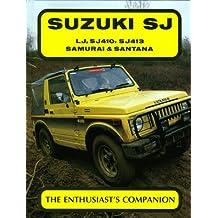 Suzuki Sj: Lj, Sj410, Sj413 Samurai & Santana