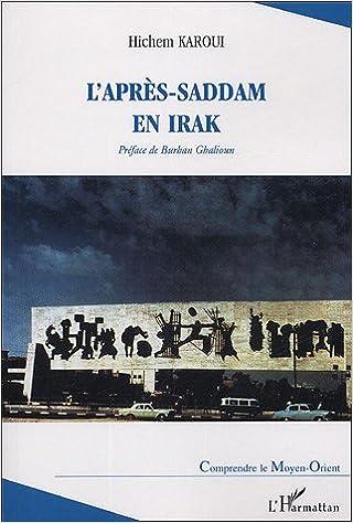 En ligne téléchargement gratuit L'après-Saddam en Irak : Les plans, les hommes, et les problèmes pdf, epub