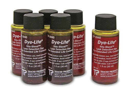 Spectronics Corp / Tracer TP39400601 Rite-Blend Extended Life Coolant Dye (For Water Based (Rite Blend)