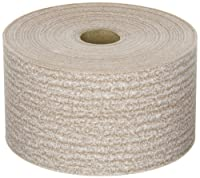 Norton A275 No-Fil Adalox Abrasive Roll, Paper Backing, Pressure Sensitive Adhesive, Aluminum Oxide, Waterproof, Roll 2-3/4 Width x 45yd Length, Grit 180 (Pack of 1)