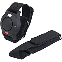 Vigilant PPS-35BRS 120dB Wrist Personal Alarm with Sweat Proof Wrist Band