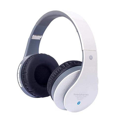 F.RUI P13 Inalámbricos Auriculares Bluetooth Plegable Stereo Auricular Rango de 10M Adecuado para iPhone