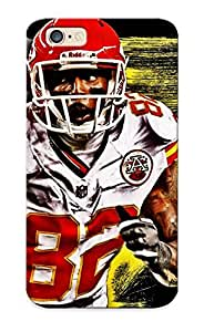 Flyinghouse New Arrival Iphone 6 Case 2013 Kansas City Chiefs Football Nfl Case Cover/ Perfect Design