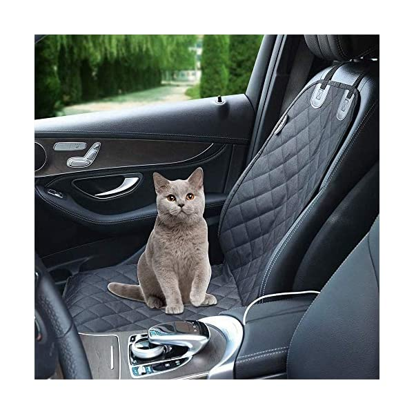 MAXTUF Car Dog Cover front seat thin 3