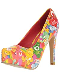 Iron Fist Women's Lots a Rainbow Platform Pump