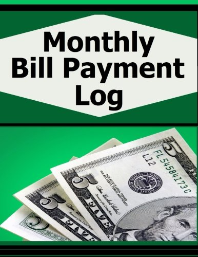 Download Monthly Bill Payment Log ebook