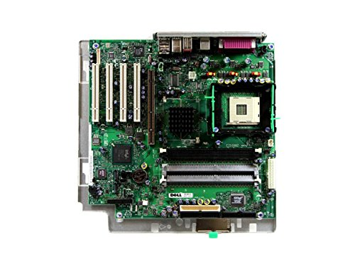 Dell Precision 360 Workstation Motherboard W2563 H1639 GH192 T2408 CH845 (478 Lan Socket)