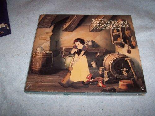 Walt Disney's Snow White and the Seven Dwarfs: An Art in Its Making (Walt Disney Snow)