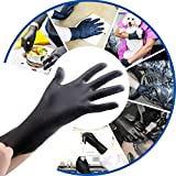 Powder Free Vinyl Disposable Gloves XLarge 100pcs 3