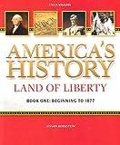 America's History: Land of Liberty, Vivian Bernstein, 0739897039