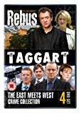 The East Meets West Crime Collection (Rebus & Taggart) (Non US Format, PAL, Region 2)