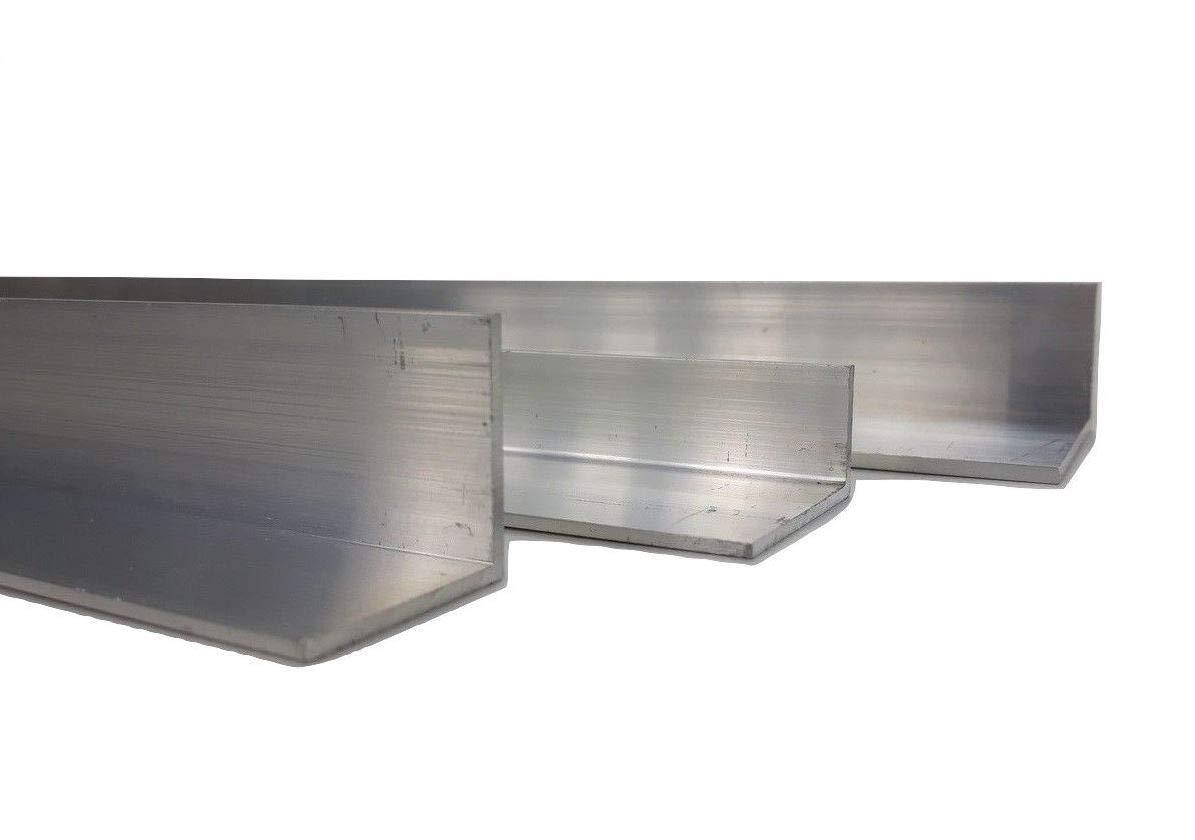 Angles en aluminium 15 x 15 x 2 x 1000 mm 5000