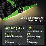 LED Grow Light, VIPARSPECTRA P1500 LED Grow Light