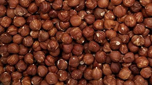 Filberts / Hazelnuts, ''2019, FRESH NEW CROP'' Raw Shelled (5 lbs.) by Presto Sales LLC