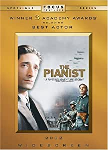 The Pianist (Widescreen) (Bilingual) [Import]