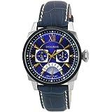 [スヴァルバル]SVALBAL 腕時計 10BAR N夜光 SV02-LBL メンズ