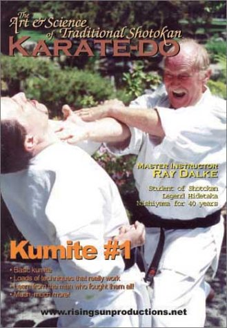 The Art & Science of Traditional Shotokan Karate-Do - Kumite #1