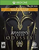 Assassins Creed Odyssey Gold Steelbook Edition Bil Xbox One