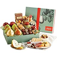 Harry & David Founder's Favorites Meat, Cheese, Sweets and Snacks Gift Box - Grand