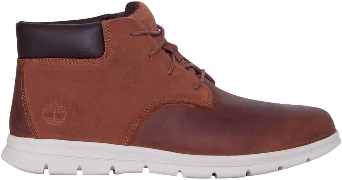 Timberland Herren Graydon Chukka Boots, braun