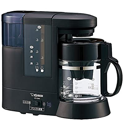 "Zojirushi coffee makers ""coffee through"" Dark Brown EC-CB40-TD"