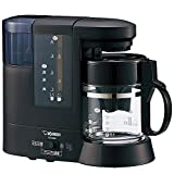 Zojirushi coffee makers ''coffee through'' Dark Brown EC-CB40-TD