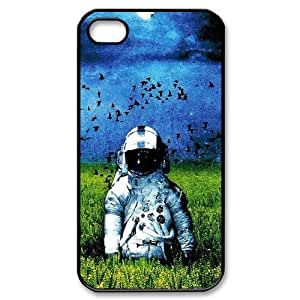 Brand New Deja Entendu Theme Case Cover for iPhone 4/4S - Personalized Hard Cell Phone Back Protective Case Shell-Perfect as gift