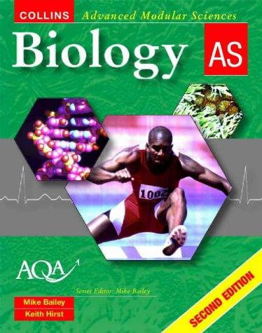 Biology AS (Collins Advanced Modular Sciences)