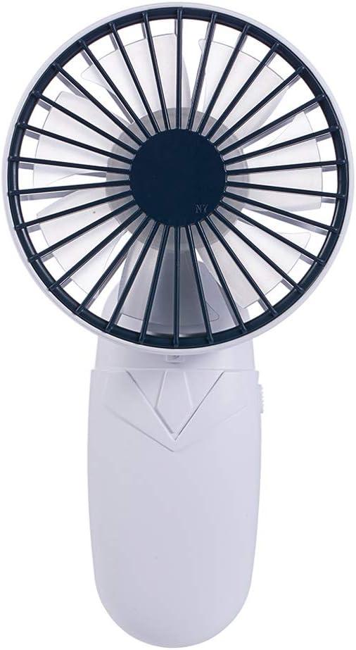 Utilis/é dans Le Bureau Maison Youlin Portable Mini Ventilateur De Poche Ventilateur Air Froid Portable Ventilateur De Refroidissement Alimentation /Électrique Aliment/é par 3 Piles AAA